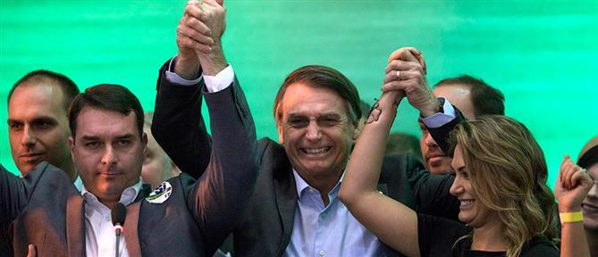 Βραζιλία: θετική στον κορονοϊό η σύζυγος του Μπολσονάρου
