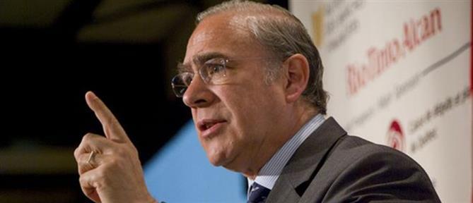 Άνχελ Γκουρία: η Ελλάδα έχει καταγράψει αξιοσημείωτη ανάπτυξη