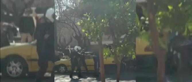 Lockdown: Συλλήψεις και τραυματισμοί σε έλεγχο (βίντεο)