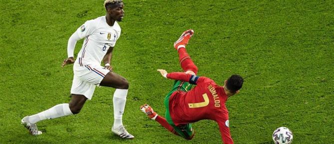"""Euro 2020: Πορτογαλία και Γαλλία στους """"16"""" (βίντεο)"""