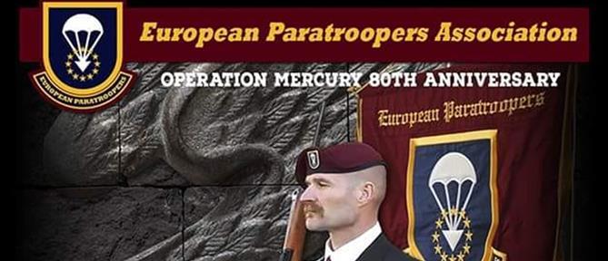 """""""Ευρωπαίοι αλεξιπτωτιστές"""": θέλουν να τιμήσουν στην Κρήτη τους επίλεκτους αλεξιπτωτιστές του Γ' Ράιχ!"""
