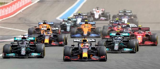 """Formula 1: Νίκη """"θρίλερ"""" για τον Φερστάπεν"""