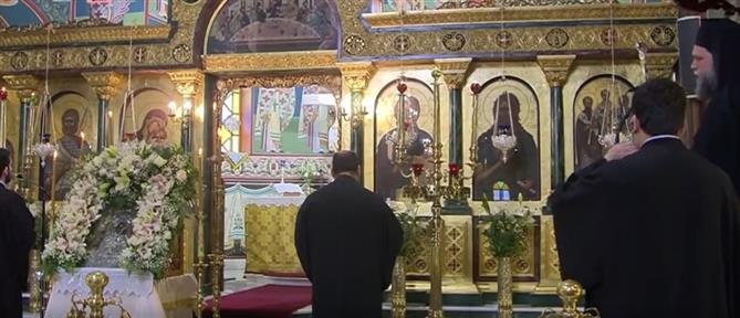 LIVE η Θεία Λειτουργία στον ΑΝΤ1 και τον Ant1news.gr