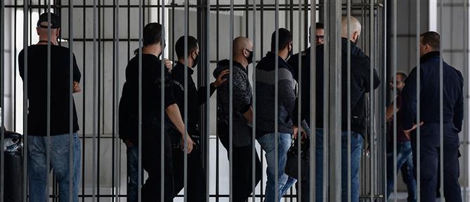 Χρυσή Αυγή: Στη φυλακή οι καταδικασθέντες
