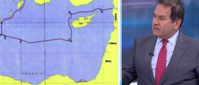 Λιάκουρας στον ΑΝΤ1: τι κρύβεται πίσω από τη συμφωνία Τουρκίας-Λιβύης (βίντεο)