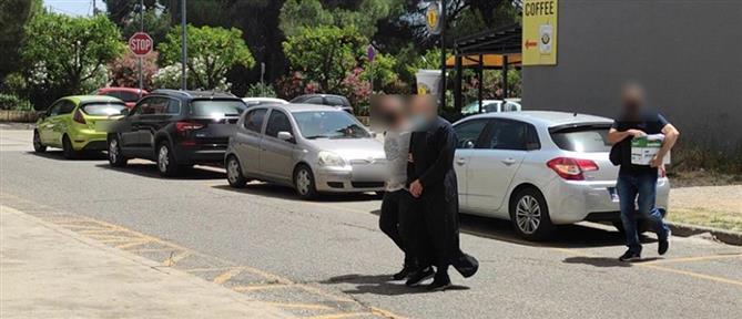 Αγρίνιο: Στον εισαγγελέα ο ιερέας που κατηγορείται για βιασμό ανήλικης (εικόνες)