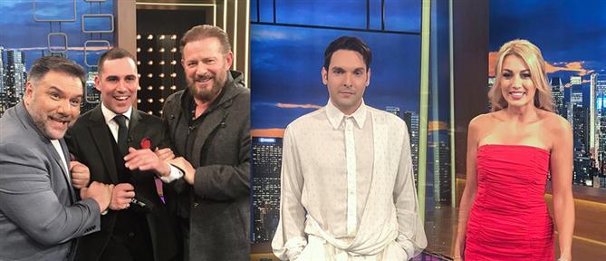 """The 2Night Show"": Τσικνοπέμπτη με ξεχωριστούς καλεσμένους (εικόνες)"