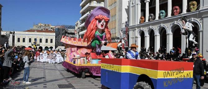 Πελετίδης: το Καρναβάλι της Πάτρας ίσως γίνει τον Ιούνιο