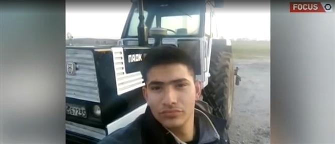 Θρήνος για τον 25χρονο που πέθανε από κορονοϊό (βίντεο)