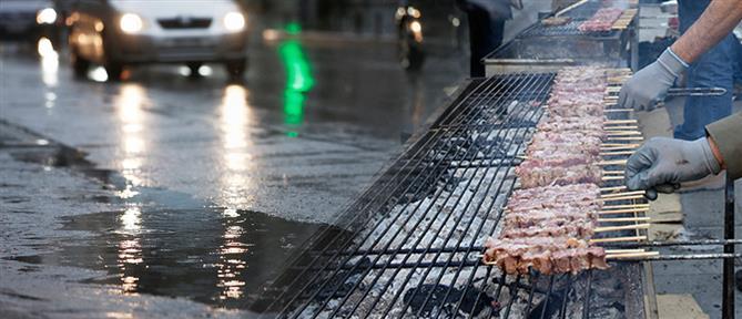 Τσικνοπέμπτη: Κακοκαιρία – εξπρές με βροχές, χιόνια και κρύο