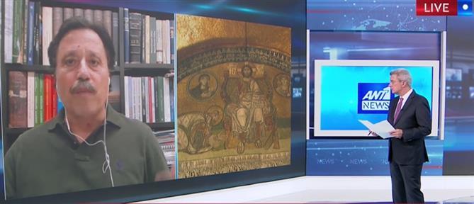 """Καλεντερίδης για Αγία Σοφία: Ο Ερντογάν λειτουργεί με """"το δίκαιο του γιαταγανιού"""" (βίντεο)"""