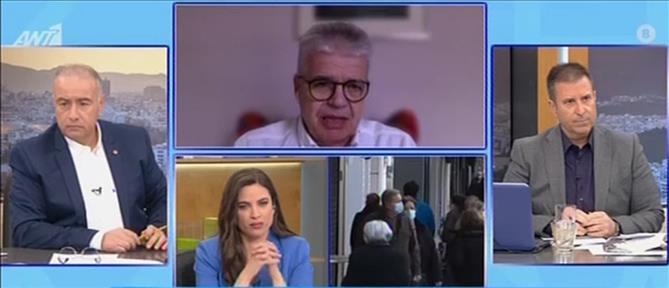 Γώγος στον ΑΝΤ1: ελπίζω μετά τις 22 Μαρτίου να ανοίξουν οι δραστηριότητες (βίντεο)