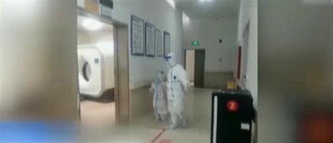 Κορονοϊός - Κίνα: νήπια μένουν μόνα τους σε νοσοκομεία καραντίνας (βίντεο)