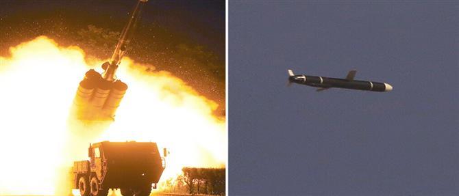 Βόρεια Κορέα: Εκτόξευση βαλλιστικών πυραύλων