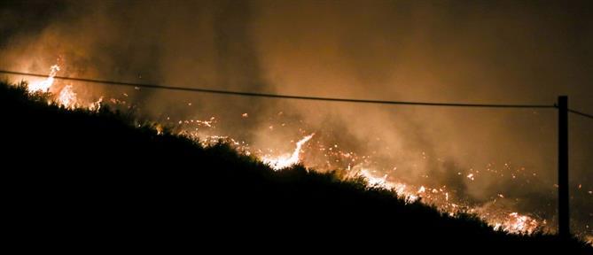 Φωτιές: ευθύνες στην Κυβέρνηση καταλογίζει η αντιπολίτευση