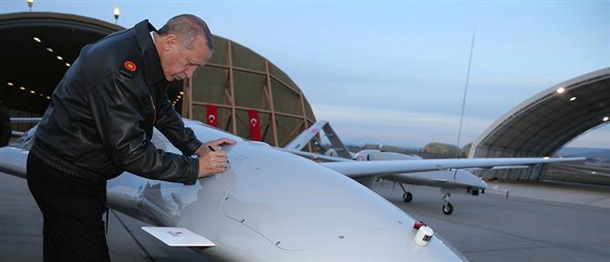 Τουρκικά drones σαρώνουν Αιγαίο, Κύπρο και Συρία (χάρτες)