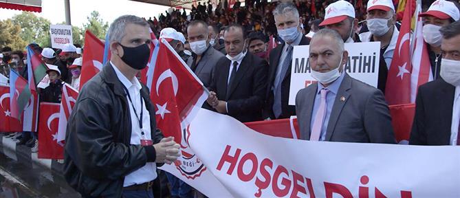 """Special Report"" στη φιέστα Ερντογάν στα Βαρώσια (βίντεο)"