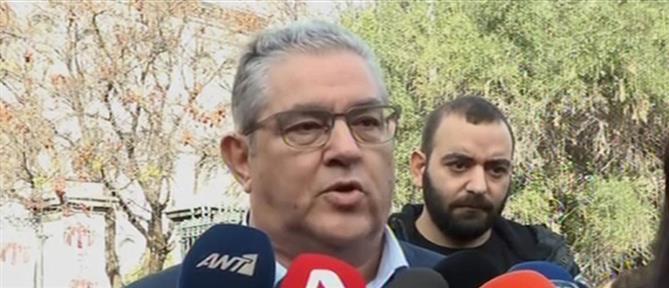 Κουτσούμπας: ρεαλιστικό το σενάριο συγκυβέρνησης ΝΔ – ΣΥΡΙΖΑ