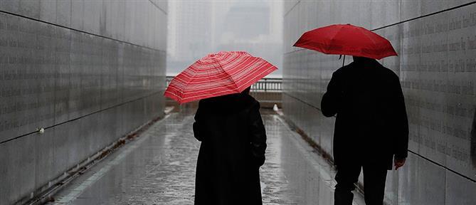 """Ισχυρές βροχές και καταιγίδες φέρνει ο """"Ετεοκλής"""""""