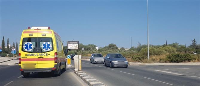 Νεκρή νεαρή οδηγός στην Εθνική Οδό