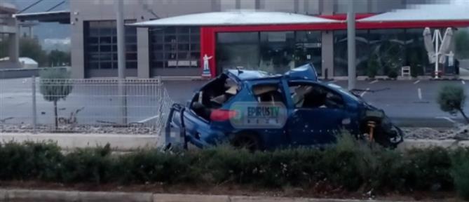 Ιωάννινα - Τροχαίο: Νεκρός νεαρός οδηγός (εικόνες)