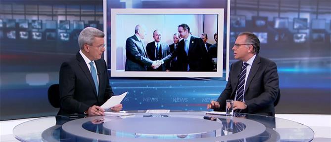 """Κουμουτσάκος στον ΑΝΤ1: δεν πιστεύω ότι η Τουρκία θα περάσει το """"κατώφλι της λογικής"""" (βίντεο)"""