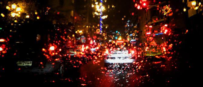 """""""Διδώ"""": Σαρώνει η κακοκαιρία την χώρα – Ποιοι δρόμοι έκλεισαν"""