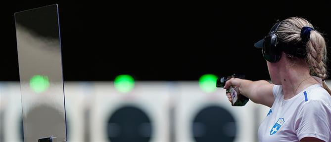 Ολυμπιακοί Αγώνες - Σκοποβολή: Η Άννα Κορακάκη στον τελικό (βίντεο)