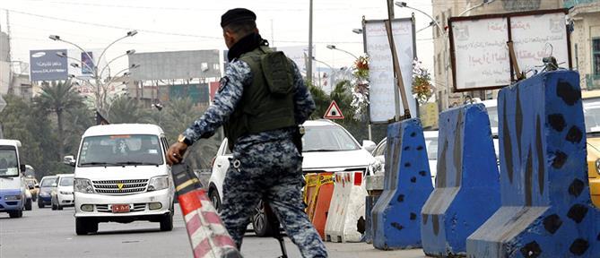Ιράκ: επίθεση με ρουκέτες στην αμερικανική πρεσβεία στη Βαγδάτη