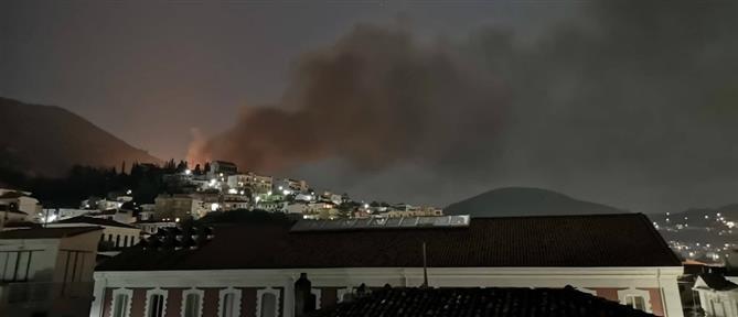 Δήμαρχος ανατολικής Σάμου στον ΑΝΤ1 για τη φωτιά στο ΚΥΤ: Είχαμε εξέγερση (βίντεο)