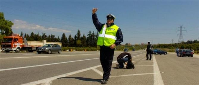 """Χαλκιδική: """"Παρέλυσε"""" η κίνηση από την καραμπόλα"""