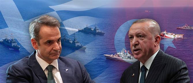 Ερντογάν: Να συναντηθώ με τον Μητσοτάκη, αλλά τί να πούμε;