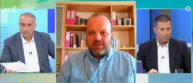 Πρωτοψάλτης στον ΑΝΤ1: Οι δημοφιλέστερες ειδικότητες που επιλέγουν οι άνεργοι (βίντεο)