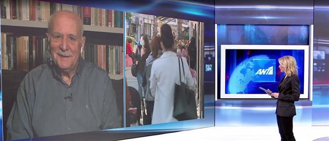 Ο Γιώργος Παπαδάκης για το άνοιγμα της αγοράς (βίντεο)