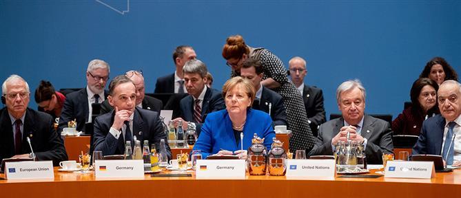 Διάσκεψη του Βερολίνου για τη Λιβύη: Στο Συμβούλιο Εξωτερικής Πολιτικής η συμφωνία