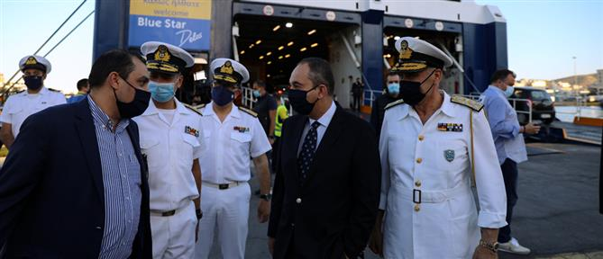 Πλοία – Πλακιωτάκης: Αυξάνεται η πληρότητα από σήμερα