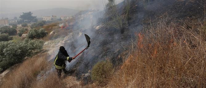 """""""Λιώνει"""" το Ισραήλ: """"Άγγιξε"""" τους 50 βαθμούς η θερμοκρασία"""