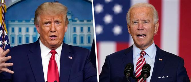 """ΗΠΑ - Εκλογές: Τραμπ ή Μπάιντεν, δύο διαφορετικές υποψήφιες """"πρώτες οικογένειες"""""""