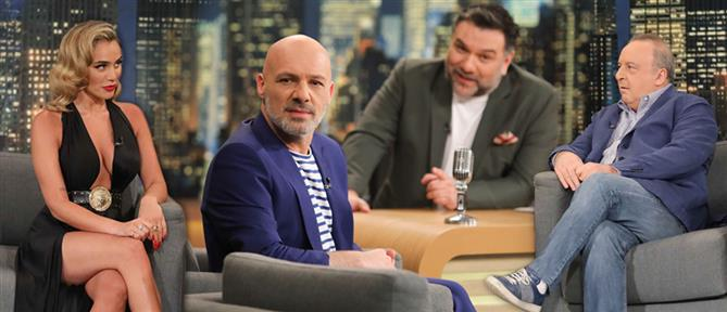 """The 2Night Show"": απολαυστικές συναντήσεις και αποκαλύψεις την Τετάρτη (εικόνες)"