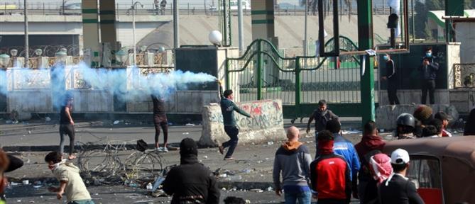 Ιράκ: οι δυνάμεις ασφαλείας άνοιξαν πυρ κατά διαδηλωτών