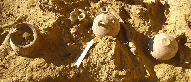 Τραπεζά Αιγίου: Εντυπωσιακά ευρήματα στη μυκηναϊκή νεκρόπολη (εικόνες)