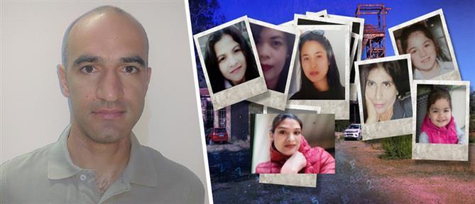 Ισόβια για κάθε θύμα στον κατά συρροή δολοφόνο