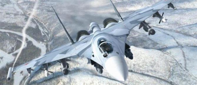 """Η Ρωσία προτείνει στην Τουρκία τα Su-35 μετά την """"πόρτα"""" για τα F-35"""