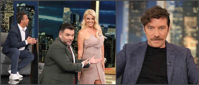 """The 2Night Show"" με ξεχωριστούς καλεσμένους την Πέμπτη (εικόνες)"
