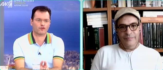 """""""Game of chefs"""": o Γιώργος Χρηστάκης για την αναπηρία στην κουζίνα (βίντεο)"""