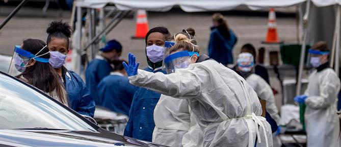 Κορονοϊός – ΗΠΑ: οι νεκροί της πανδημίας ξεπέρασαν αυτούς της ισπανικής γρίπης