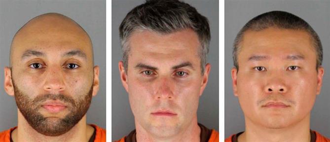 Τζορτζ Φλόιντ: συνελήφθησαν άλλοι τρεις αστυνομικοί που τον πατούσαν!