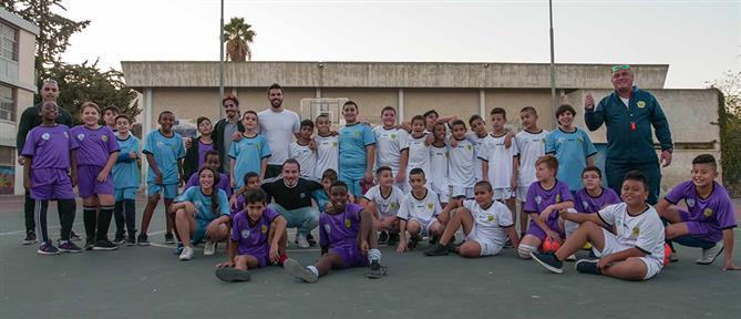 """Football Stories"" στο Ισραήλ"