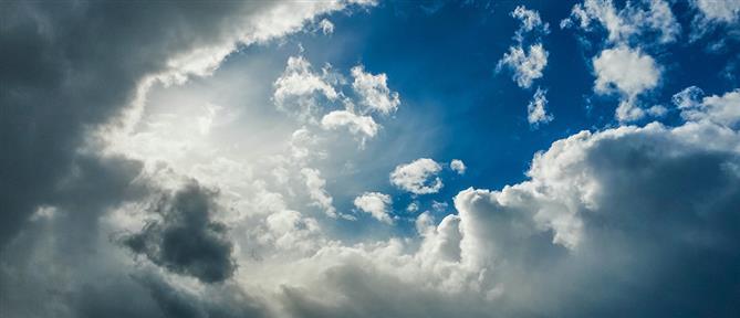 Καιρός: νεφώσεις και τοπικές βροχές την Τετάρτη