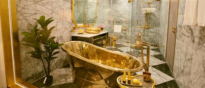 """Ένα """"χρυσό""""… ξενοδοχείο στο Ανόι (εικόνες)"""
